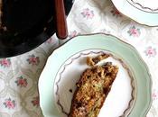 Gâteau épicé rhubarbe (vegan)