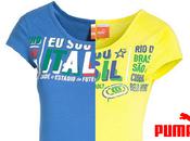 Coupe Monde 2014: ligne Fanwear Puma!
