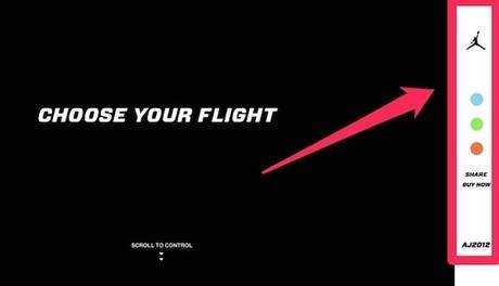 Nike Jumpman. Exemple à ne pas suivre