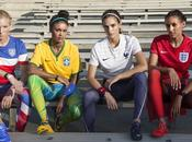 panoplie Nike supportrice pour Coupe Monde!