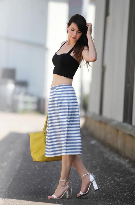 oasis skirt1 Oasis rétro