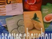 Fruits Passion: masques comme coréennes!