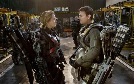 geek me hard, Edge of Tomorrow, All you need is kill, Groundhog Day, Source Code, Doug Liman, Christopher McQuarrie, Jez Butterworth, Tom Cruise, Cage, Emily Blunt, Rita, Brendan Gleeson, General Brigham, Bill Paxton, Master Sergeant Farell, Jonas Armstrong, Skinner, Tony Way, Kimmel, Kick Gurry, Griff ,Franz Drameh, Ford, Dragomir Mrsic, Kuntz, Charlotte Riley, Nance, Masayoshi Haneda, Takeda, Terence Maynard, Cruel Sergeant, Noah Taylor, Dr. Carter, Duncan Jones, Bill Murray, James Cameron, Aliens, Elysium, Valkyrie, Bryan Singer, Gears of War, Jour J, D Day, Matrix, Looper, La Mémoire dans la peau, The Bourne Identity, Matt Damon, The Last of Us, Pacific Rim,  test, trailer, critique, avis, chronique, article, geek me hard, geekmehard, sweat