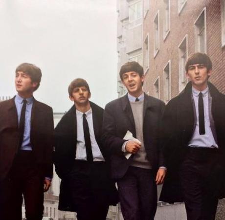 Une nouvelle série tv en l'honneur des Beatles en cours de production