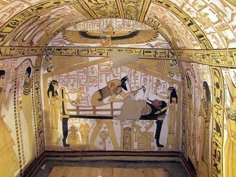 Les Peintures Murales De L égypte Antique Ne Sont Pas De