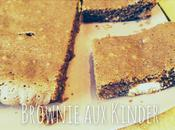 Brownie Kinder recette facile gourmande