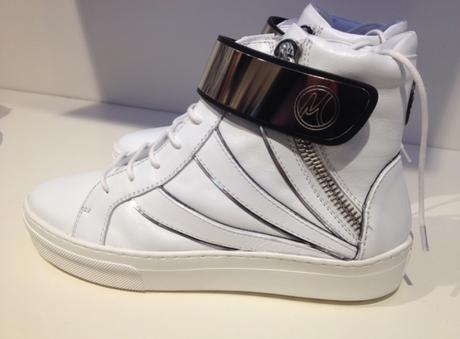 Marion Bartoli lance des sneakers de luxe