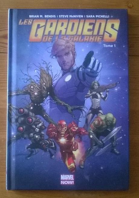 Les Gardiens de la Galaxie : Tome 1