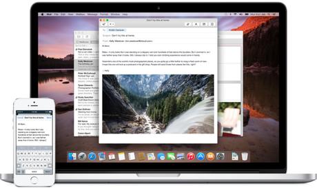 Mac IOS Mail