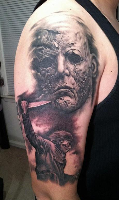 Tattoo-horror-mogwaii-Halloween