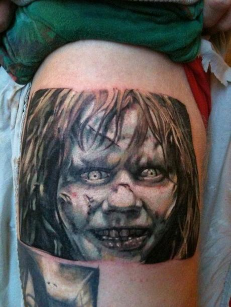 Tattoo-horror-mogwaii-Exorcist