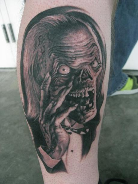 The Crypt Keeper from Tales from the Crypt