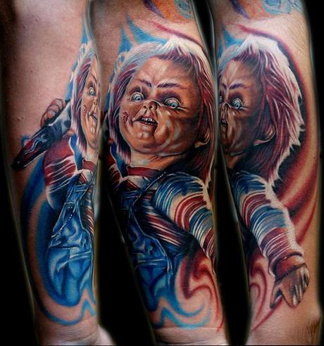 Tattoo-horror-mogwaii-Chucky