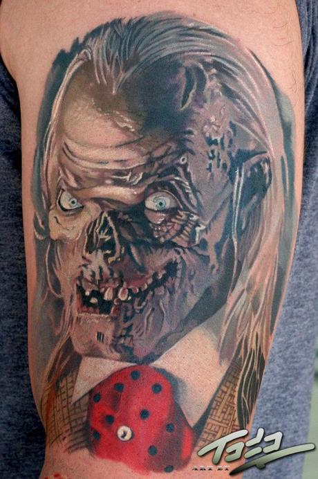 Tattoo-horror-mogwaii-Crypt-Keeper