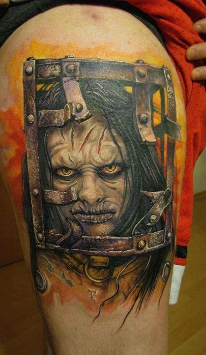 Tattoo-horror-mogwaii-13-Ghosts