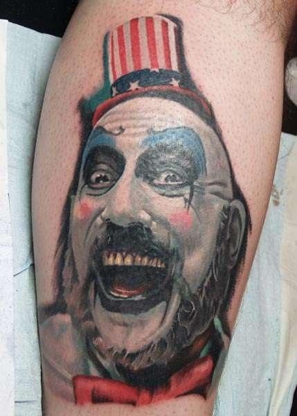 Tattoo-horror-mogwaii-Captain-Spaulding