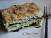 Lasagnes Epinards filets Sabre