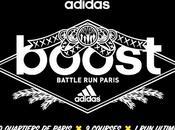 Adidas lance Boost Battle Run!