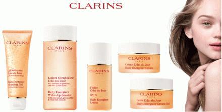 soin visage clarins