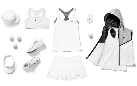 photo Nike Team Maria Wimbledon 2014