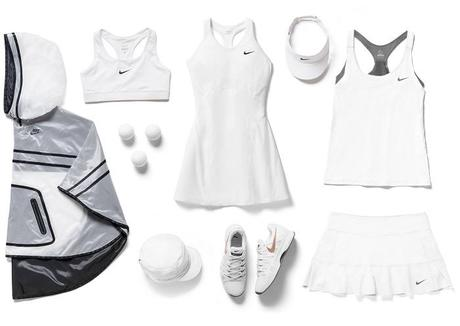 photo Nike Sharapova Wimbledon 2014