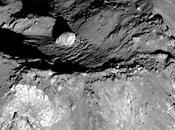 Gros plan cratère Tycho photographié mission lunaire