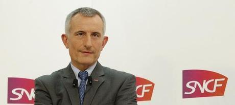 Guillaume Pepy, patron de la SNCF