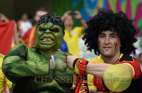 supporters Belgique