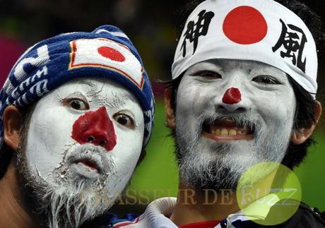 supporters Japon