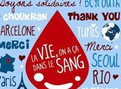 Journée mondiale donneurs sang
