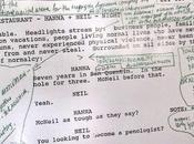 page scénario Heat, annotée Michael Mann. J...