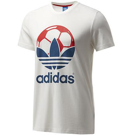 Shopping: habillez vous en Bleu Blanc Rouge avec Adidas! | À