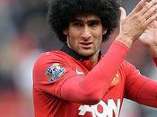 Manchester United Fellaini n'envisage départ