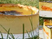 Flan parisien abricots