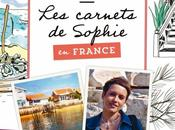 Carnets Sophie France Jovillard