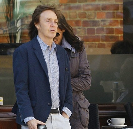 Photos : Paul McCartney : de sortie le 17 Juin