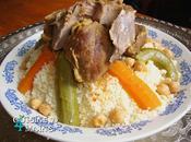 Idee Recette Couscous Marocain l'agneau