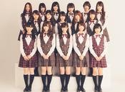 Ambiance Kawaii Live House avec idols Nogizaka46