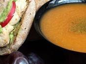 Healthy ftour n°1: batbout, soupe