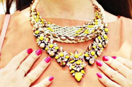 collier shourouk blog mode