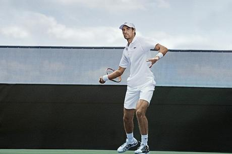 photo LACOSTE Jeremy Chardy Wimbledon 2014 2