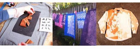 Lumi: l'encre UV sur vos textiles! #DIY