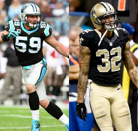 Le Tournoi des Habits II: Panthers vs Saints