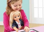 Cayla, pour jouer avec poupée connectée