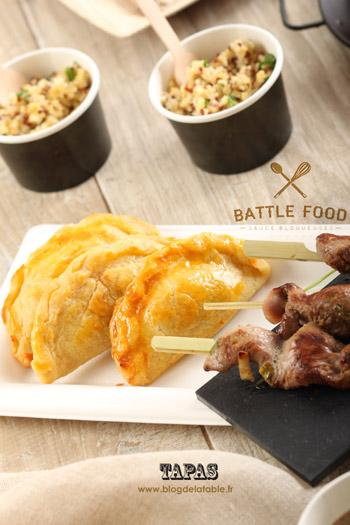 Battle food #21 tapas