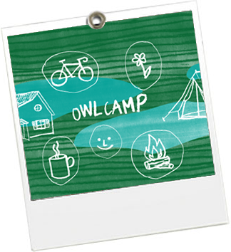 OwlCamp - JulieFromParis
