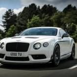 La Bentley Continental GT3-R à 580 chevaux