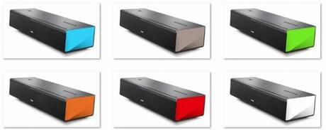 SoundPort Compact, station d'accueil audio Bluetooth par Loewe
