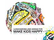 ballon Brazuca transformé oeuvre d'art pour aider enfants favelas brésiliennes