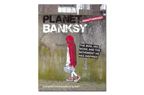 PLANET BANKSY – BOOK RELEASE